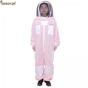 Wholesale Mesh 3 Layer Ventilated Bee Suit Ventillated Apicultura Suits Cotton Suit from china suppliers