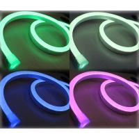 RGB LED Neon Flex Rope Multi-color Light with Remote PWM controller