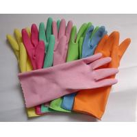 Wholesale unlined household latex rubber glove from china suppliers