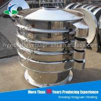 China China supplier electromagnetic vibratory screen with durable vibration motor on sale