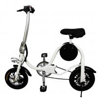 Wholesale Protable Adult Folding Electric Bike S1 Mini Super Light Lithium Aluminum Body from china suppliers