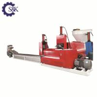 China Waste film pelletizing machine Plastic Waste Recycling Business on sale