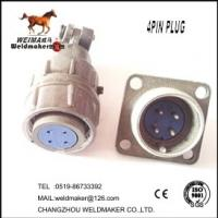 Wholesale 4 pin plug connector for Tig welding torch from china suppliers