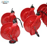 Wholesale 10~20m DMX Cable with 32A power cord cable reel transmit audio,light,video,signal from china suppliers