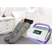 Wholesale Sequential Inflatable Leg Massager , Blood Circulation Long Boot Air Massager from china suppliers