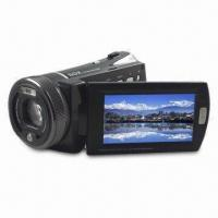 Quality Full HD Digital Video Camera with 3.0-inch TFT Touch LCD Screen and 12MP Still for sale