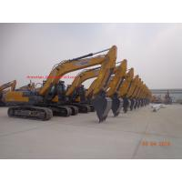 Wholesale Gold 8 Ton Micro Potato Digger Excavator Machine XE80 , Crawler Hydraulic Excavator from china suppliers