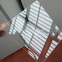 Wholesale Clear transparent cast acrylic PMMA sheet from china suppliers