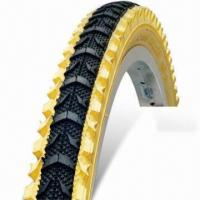 Wholesale Color Bicycle Tire with High Quality from china suppliers
