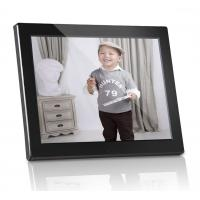 Wholesale Plastic 12 inch Digital Photo Frames Motion Sensor With Calendar / Clock from china suppliers