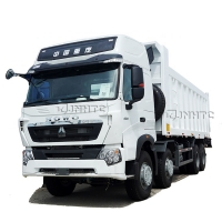Wholesale Sinotruk HOWO euro 2 left hand driving 6x4 371hp White DUMP TRUCK TIPPER TRUCK Cargo Truck from china suppliers