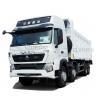 Buy cheap Sinotruk HOWO euro 2 left hand driving 6x4 371hp White DUMP TRUCK TIPPER TRUCK from wholesalers