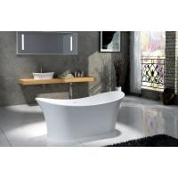 Wholesale Non Toxic 1800*900*580mm Freestanding Deep Soaking Tub from china suppliers