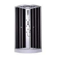 Buy cheap 900x900x2150mm Fashion Massage Corner Shower Stalls , Circle Quadrant Shower from wholesalers