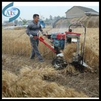 Wholesale high quality wheat reaper binder machine from china suppliers