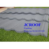 Wholesale ISO9001 Certificate Stone Coated Roofing Tiles Milano Type for Country House from china suppliers