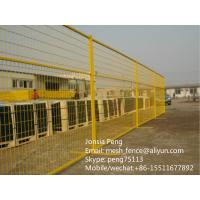 Wholesale Canada Type welded mesh temporary construction fence factory price from china suppliers