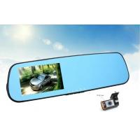 Wholesale 2 Channel Anti - Glare Rear View Mirror Dvr Camera Motion Detection Dvr from china suppliers