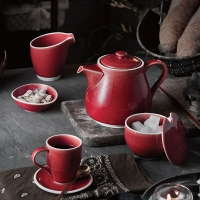 Wholesale 925CC Porcelain Coffee Tea Set from china suppliers