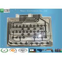 Wholesale PET or PC  2 Layers Multilayer Flexible Pcb / Ultra Thin Flex Pcb Flexible Printed Circuit from china suppliers