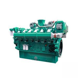 China 16 Cylinders 3000HP Yuchai Diesel Generator Water Cooled Generator on sale