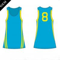 Hot sale netball gym outfit sublimation netball skirt