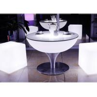 Buy cheap Muti Color Changing LED Cocktail Table For Bar Club Party Wedding KTV Hotel from wholesalers