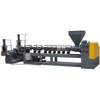 China Two stage pelletizing machine on sale