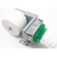China Compact design 80mm Kiosk Thermal Printer , portable ticket printer for parking systems wholesale