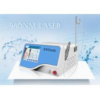 China 10W / 15W / 30W 980 nm Diode Laser Machine Vascular Removal Cherry Angiomas Removal wholesale