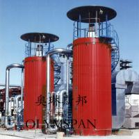 Automatic Gas Fired Vertical Thermal Oil Boiler High Efficiency ASME Standard