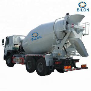 China SINOTRUK HOWO 6x4 336hp Concrete Mixer Truck 10 CBM Euro 2 Emission Standard on sale