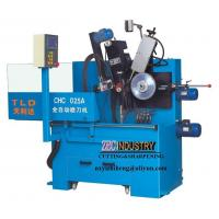 Wholesale CNC Circular saw blade grinder (TCT saw blade Top & face sharpening machine) from china suppliers