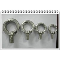 Wholesale top quality low price eye bolts DIN 580 TYPE from china suppliers