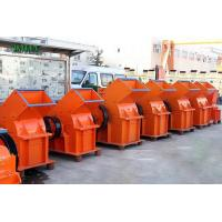 Wholesale High Capacity Stone Impact Crusher , Industrial Crushing Machine Double Rotor from china suppliers