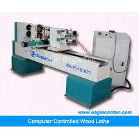 Wholesale Computerized Wood Lathe for Deck Spindles and Stair Balusters Production from china suppliers