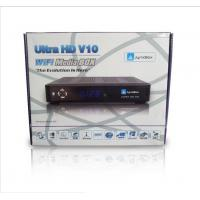 Quality Full HD Digital Satellite Receiver Jynxbox Ultra hd v10 support Twin tuner and for sale