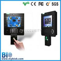 Wholesale High class bio metric time calculations Time clock device Bio-Iclock3500 from china suppliers