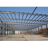 China Export to Australia industrial structure steel warehouse/workshop construction building on sale