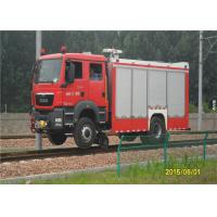 Wholesale 2 Seats Fire Fighting Truck from china suppliers