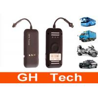 Wholesale Mini Vehicle Car GPS Tracker Real-time SOS SMS / GPRS with APP Car Control from china suppliers