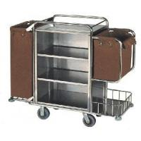 Wholesale Stainless Steel Housekeeping Cart for Hotels  (FB-03B) from china suppliers