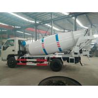 China Cheap Chinese Dongfeng 4m³ Concrete Mixer Truck for Concrete Transportion for Sale on sale