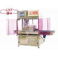 Wholesale SSS304 Material Chocolate Injection Machine For Chocolate Cups 1 Year Warranty from china suppliers