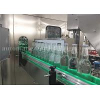 Buy cheap Fully Automatic Carbonated Drink Production Line Energy Drink Glass Bottle from wholesalers