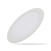 Buy cheap Anti Glare IP44 12W SMD2835 Round LED Panel Lights from wholesalers