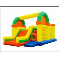 Wholesale Huge Colorful Inflatable Bouncy Castle Jumping Inflatable Kids Bouncy Castle from china suppliers