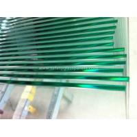 China Low-E Tinted Laminated Tempered Glass Porch Railings 3mm - 22mm For Buildings wholesale