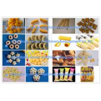 Stainless steel small scale puffed snacks food extrusion