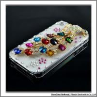 China Bling Crystal Case For Iphone 5 Luxury Case - Factory price and